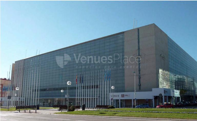 Exterior 1 en IFEMA Palacio de Congresos