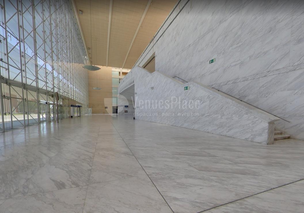 Interior 8 en Palacio Municipal de Congresos de Madrid