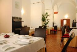 restaurante en Hotel Convento San Diego