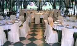 Montaje sala Hotel Ilunion Las Lomas