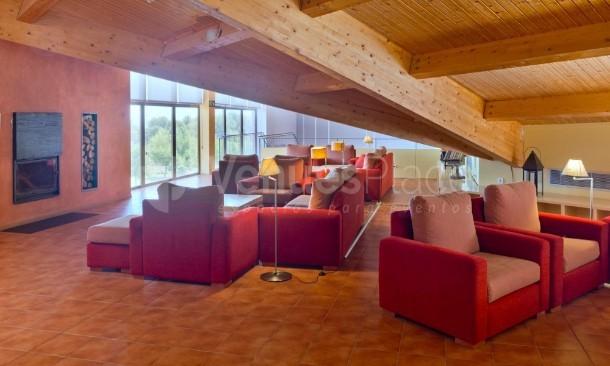 Interior 4 en Vilar Rural de Cardona