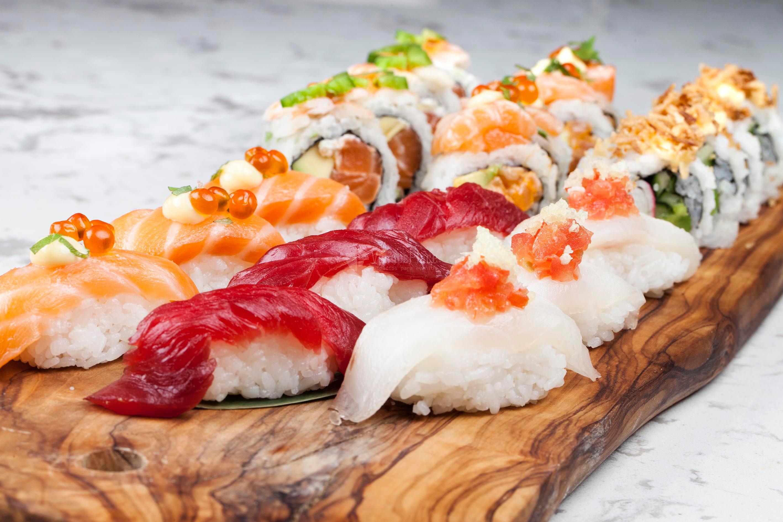Cocina fusión japonesa salusable en Madame Sushita