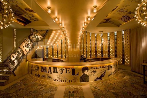 Fiestas de empresa en Marvel Madrid
